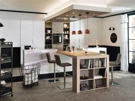 table bar pour cuisine ouverte cuisine idées de