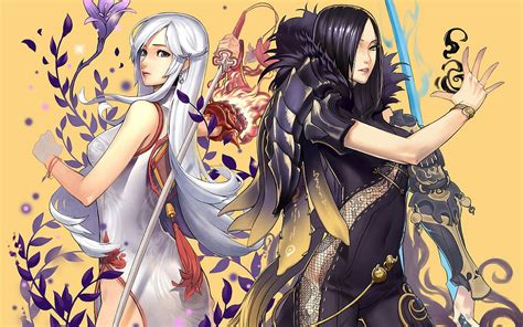 Blade And Soul Anime Wallpaper - blade soul computer wallpapers desktop backgrounds