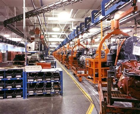 Mack Trucks Heavy Truck Assembly Plant - M. B. Kahn