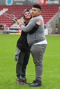 Katie Price hires Kris Boyson to help 22 stone Harvey over ...