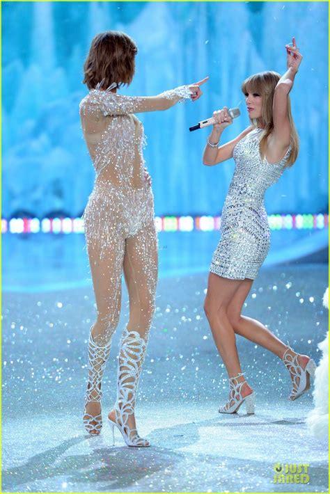 taylor swift victorias secret fashion show performer
