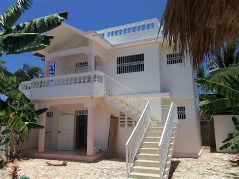 guest house   caribbean sea  cyvadier jacmel