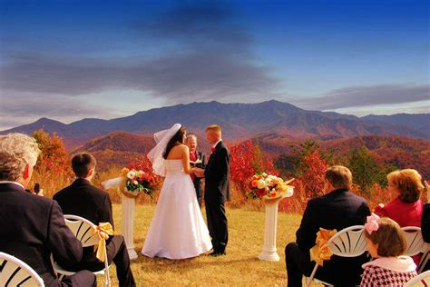 gatlinburg weddings cabin outdoor garden gazebo