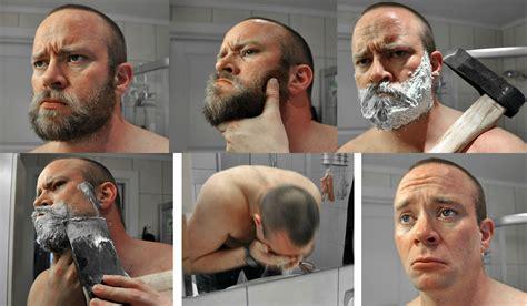 beard shaving وداعا للحرقان ما بعد الحلاقة إليك خطوات حلاقة الذقن بدون التهابات