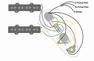 Jazz Bass Wiring Diagram Request