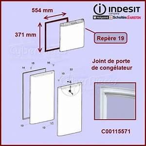 Joint Porte Refrigerateur : joint de porte cong lateur c00115571 pour joints ~ Premium-room.com Idées de Décoration