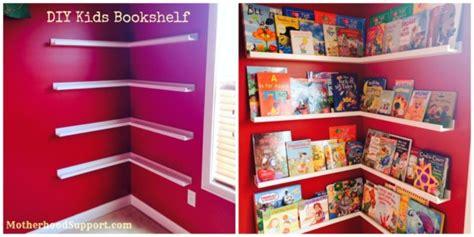 Diy Storage Ideas To Organize Kids' Rooms  My Daily