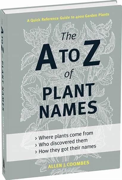 Names Plant Plants Garden Coombes Allen Tree