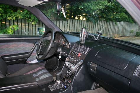 Mercedes chrome interior dash/ac vent trim molding w/5yr wrnty 1 (fits: Interior of the car (Mercedes C220 - 1995)
