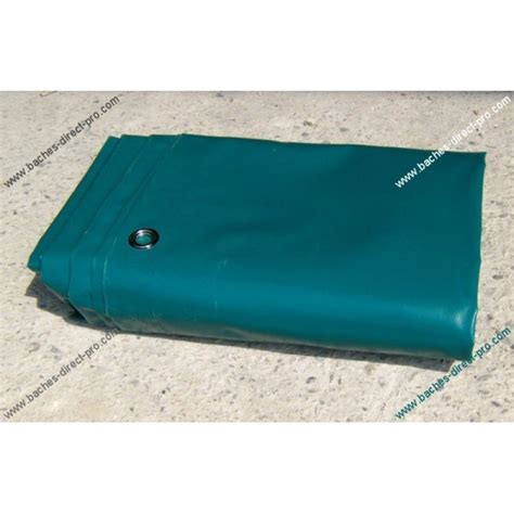 bache pour bassin 680 gr 8 x 12 m bache verte 800 x 1200 mm protection plastique pvc