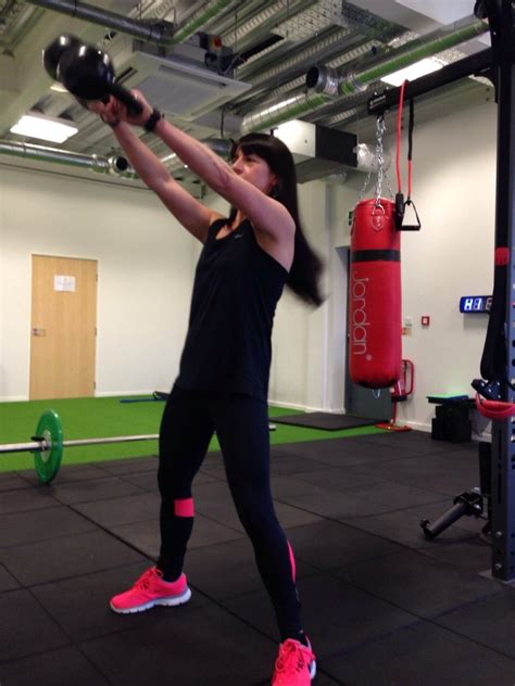 kettlebell benefits training health fitness swing michelle