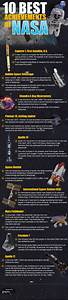 10 Best Achievements of NASA Infographic - Infographics ...