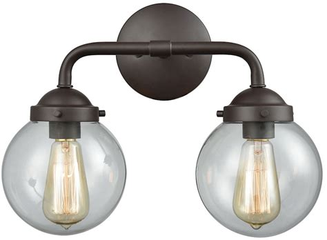 Thomas Cn Beckett Modern Oil Rubbed Bronze-light