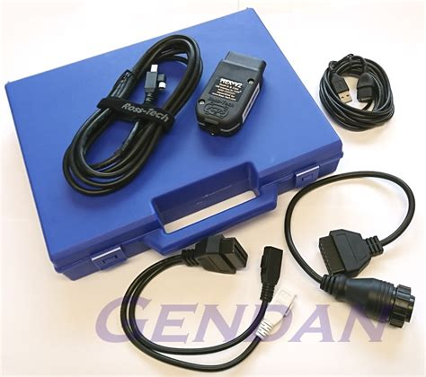 vcds hex v2 ross tech vcds hex v2 usb diagnostics interface with adaptors extension cable and 1992 on