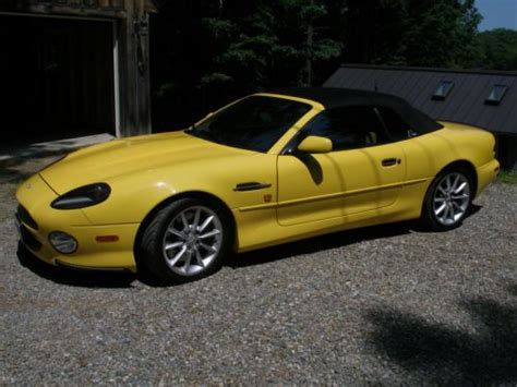 Aston Martin Db7 For Sale / Find Or Sell Used Cars, Trucks