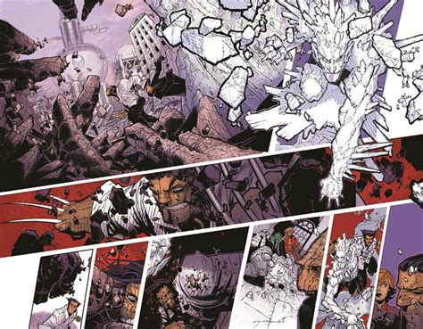 Chris Bachalo Art Expressions