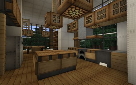 kitchen ideas minecraft modern house series 3 minecraft project
