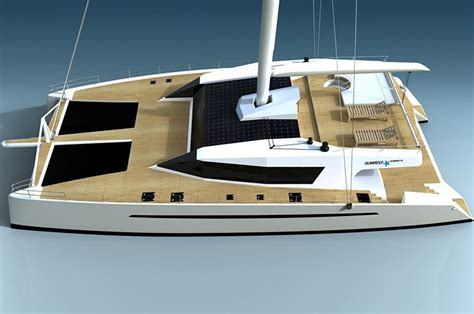 Catamaran Ultimate by Sunreef Ultimate 75