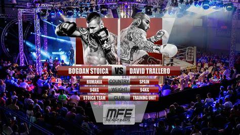 Andrei Stoica – Kickboxing Z: Kickboxing News