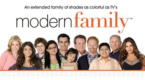 tv series like modern family modern family a pourpoint