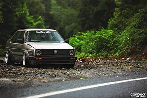 MK2 Volkswagen Jetta Coupe tuning custom wallpaper ...