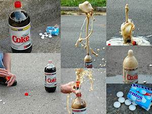 Diet Coke And Mentos Know Your Meme