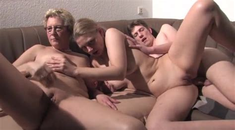 Mature And Young Couples Have Threesome Sex Group Sex