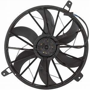 Engine Cooling Fan Assembly Spectra Fits 2004 Jeep Grand