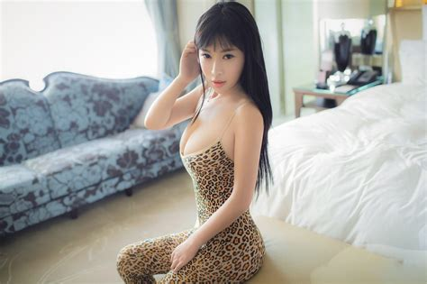 Rita Tao Kao 桃尻 Nude Chinese Model Tuigirl 推女郎 No50