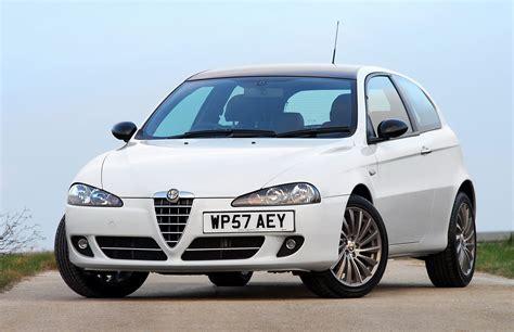 New Limited Edition Alfa 147 Collezione Comes To Uk
