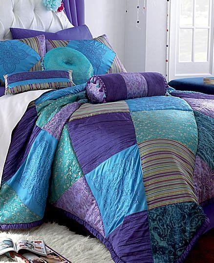 seventeen crystal violet comforter set jcpenney house