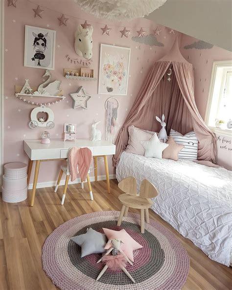 atmammamalla sur instagram chambre petite fille rose