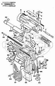 Assemble A Walther P38 Or P1 From A Frame And Parts Kit