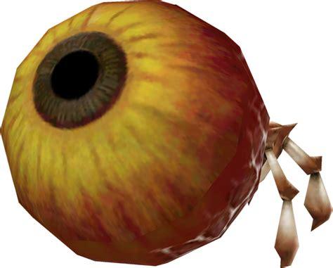 Image Armogohma Eye Backpng Zeldapedia The Legend