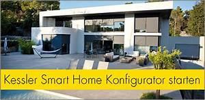 Rolladen Smart Home : hausautomation rolladen kessler gmbh ~ Lizthompson.info Haus und Dekorationen