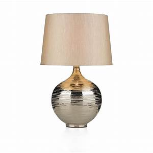 Contemporary table lamps to buy for Silver ceramic floor lamp
