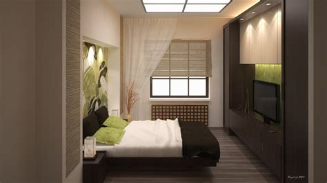 Japanese Style Bedroom By Dryui On Deviantart