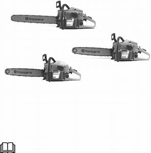Husqvarna Chainsaw 61  268  272xp User Guide
