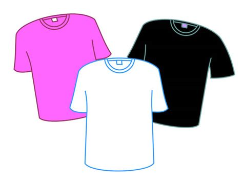 clipart  shirts clipartsco