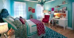 Jugendzimmer Mädchen Ideen : coole zimmer ideen f r jugendliche sch nes jugendzimmer m dchen in blau freshouse ~ Indierocktalk.com Haus und Dekorationen