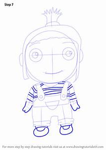 Learn How To Draw Kawaii Agnes From Despicable Me Kawaii