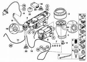 Kompressor Luftversorgungsanlage 5er  37106793778
