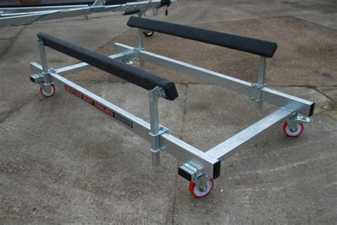 Boat Trailer Roller Cradle by Boat Trailers