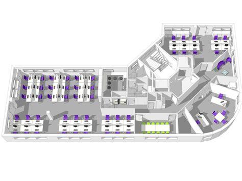 cloison de bureau amovible architecte de bureau amso plan d 39 aménagement de bureau