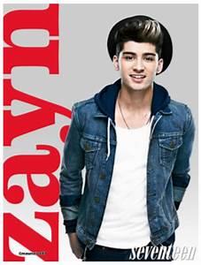 Zayn Malik,Seventeen Magazine photoshoot 2012 - One ...