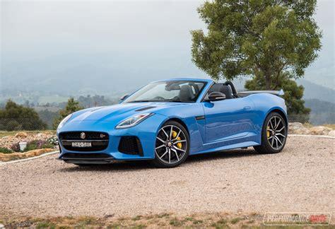Jaguar Type Svr Review Video Performancedrive