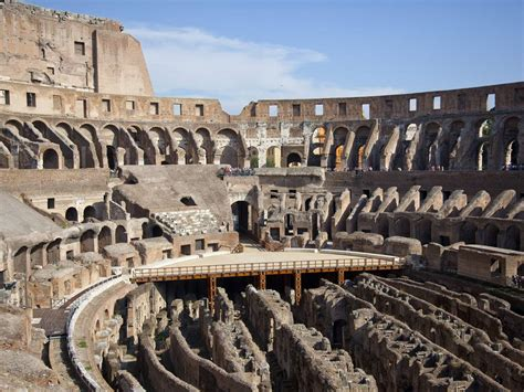 Private Colosseum Tours Dark Rome Tours