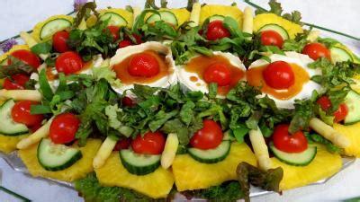 salade de chevre au caramel supertoinette la cuisine