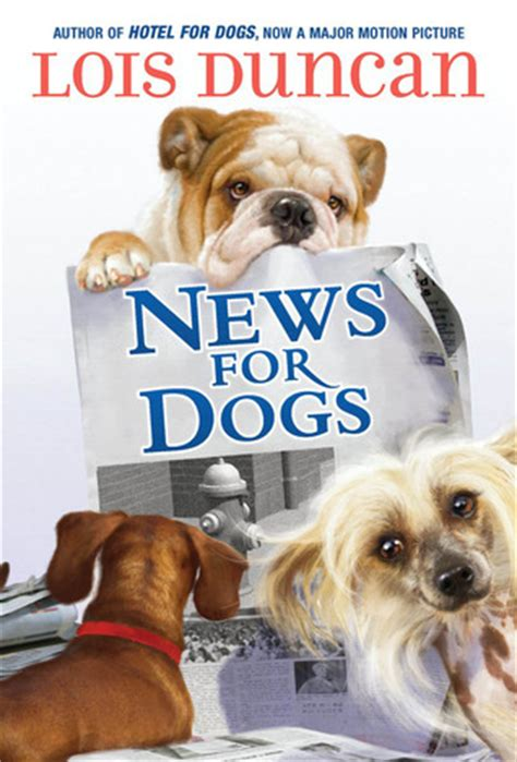 news  dogs  lois duncan reviews discussion bookclubs lists