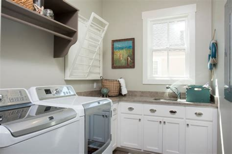 17 lshaped laundry designs for better use of the space